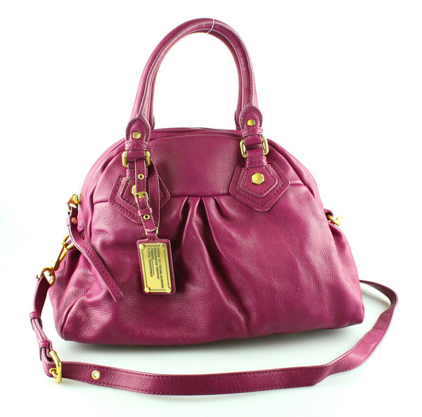 Marc By Marc Jacobs Classic Q Baby Aidan Magenta