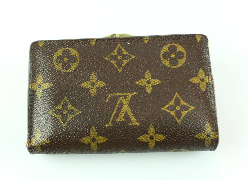 Louis Vuitton Monogram French Purse GH MI5103