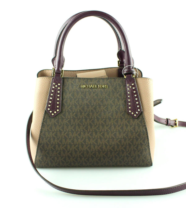 Michael Kors Kimberly Tri Colour Small Tote