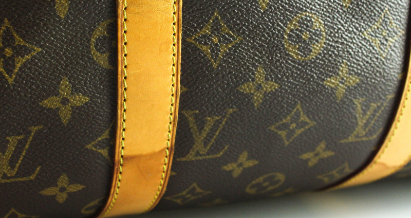 Louis Vuitton Vintage Monogram Keepall 50 FL1022