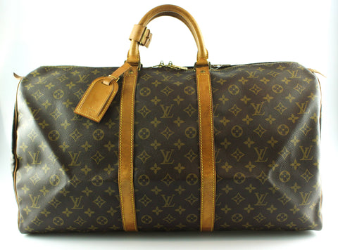 Louis Vuitton Vintage Monogram Keepall 55 MI0961