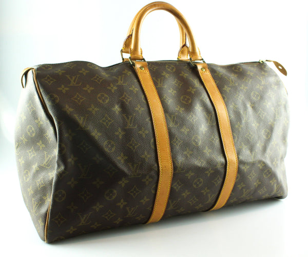 827e3c8fe8c Louis Vuitton Vintage Monogram Keepall 50 MB834 – Designer Exchange Ltd