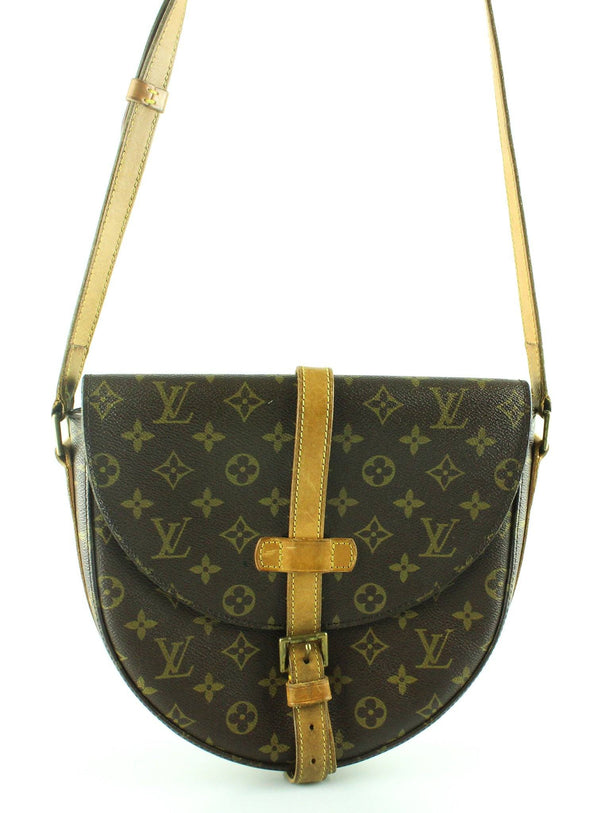 Louis Vuitton Vintage Monogram Chantilly X Body VI1924