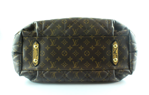 Louis Vuitton Limited Edition Monogram Etoile Exotique Tote GM