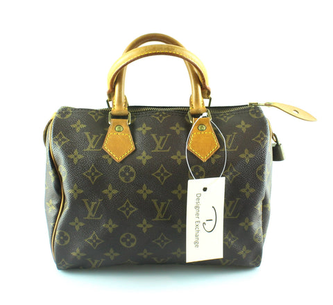 Louis Vuitton Vintage Speedy 25 Monogram VI1902