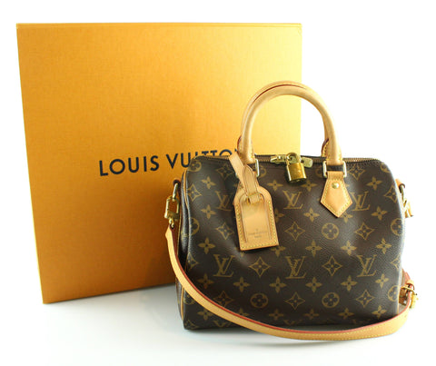 Louis Vuitton  Speedy 25 Bandouliere MB1157