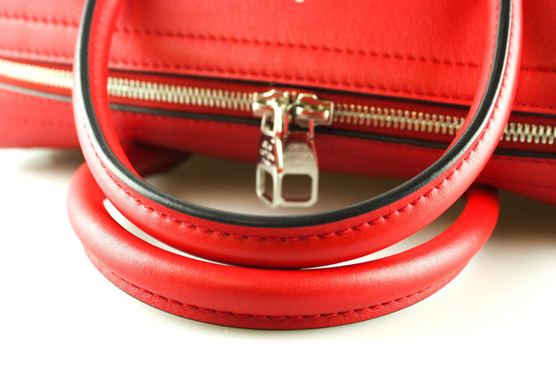 Louis Vuitton Garance Red Calf Leather MI3175 RRP €2,900