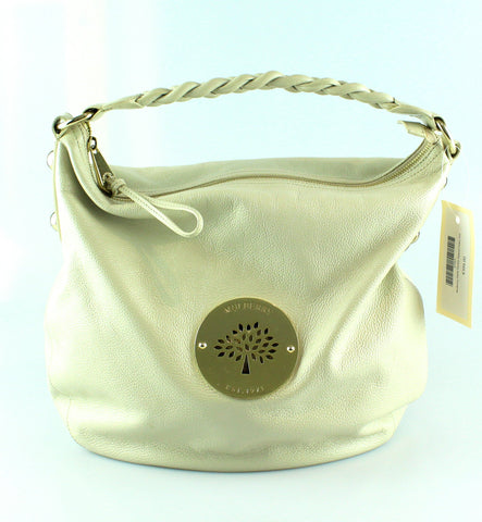 Mulberry Daria Vanilla Zipped Hobo GH