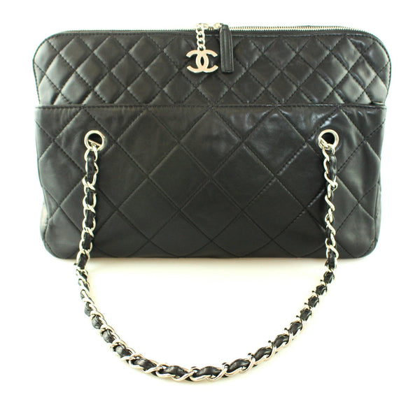 Chanel 2010 Seasonal Smooth Calf Leather Mixed Quilt