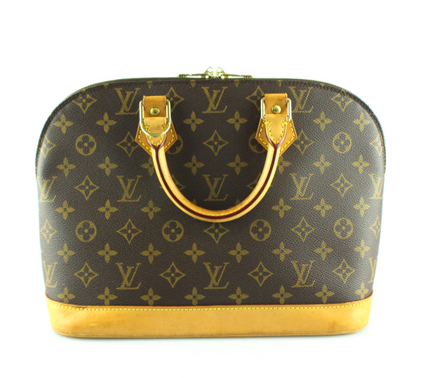 Louis Vuitton Monogram Alma PM FL0051