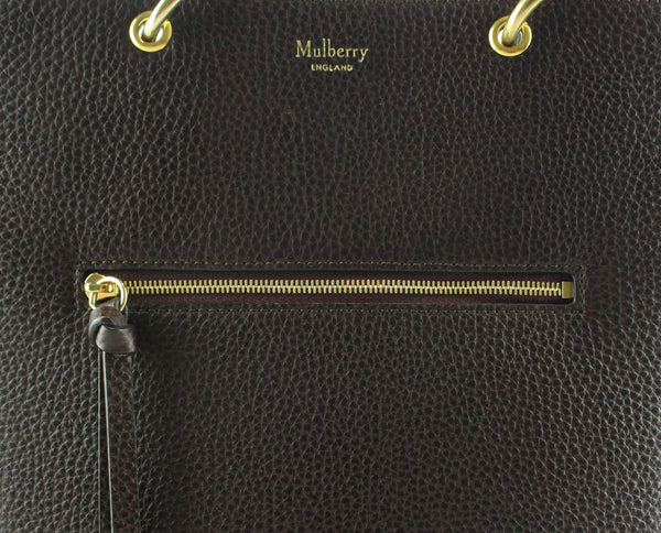 Mulberry Maple Small Oxblood GH Classic Grain