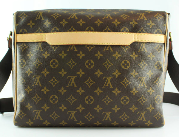 Louis Vuitton Monogram Abesses Messenger CA0030