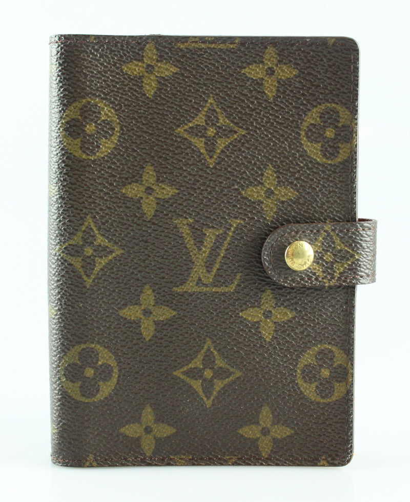 Louis Vuitton Monogram Agenda Cover PM CA0969