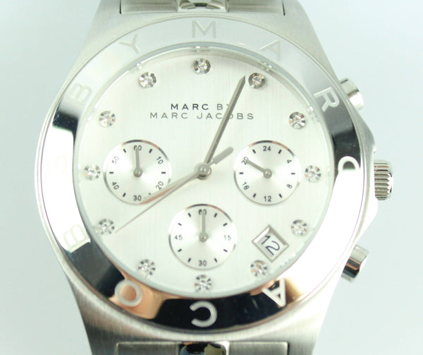 Marc By Marc Jacobs Blade Chronograph Watch