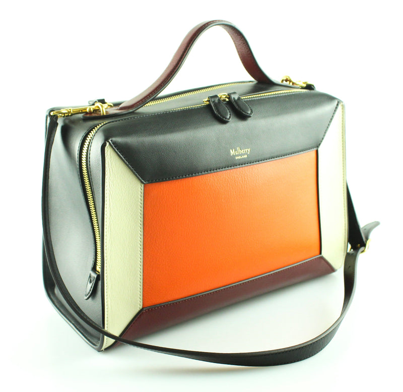 Mulberry Colour Block Hopton