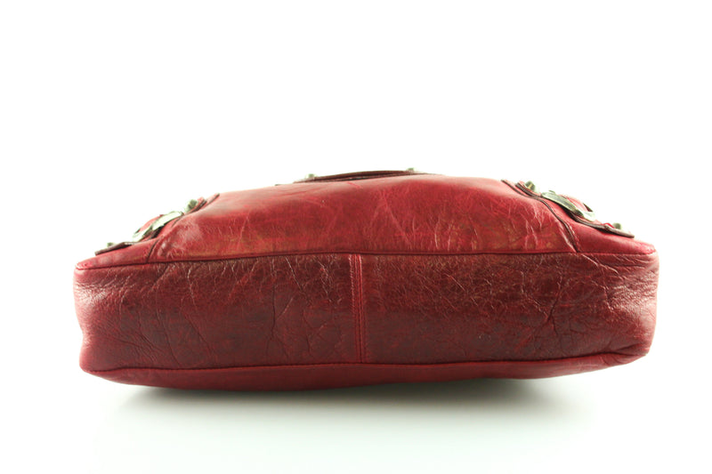 Balenciaga First Rouge Goatskin