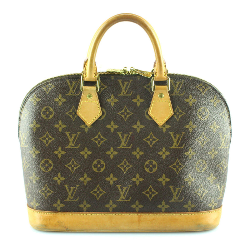 Louis Vuitton Monogram Alma PM BA1004