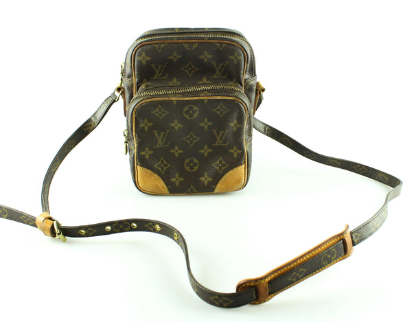 Louis Vuitton Vintage Amazone Monogram TH0042