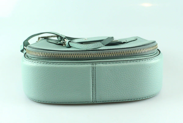 Marc Jacobs Baby Blue Recruit Saddle Small RRP €400