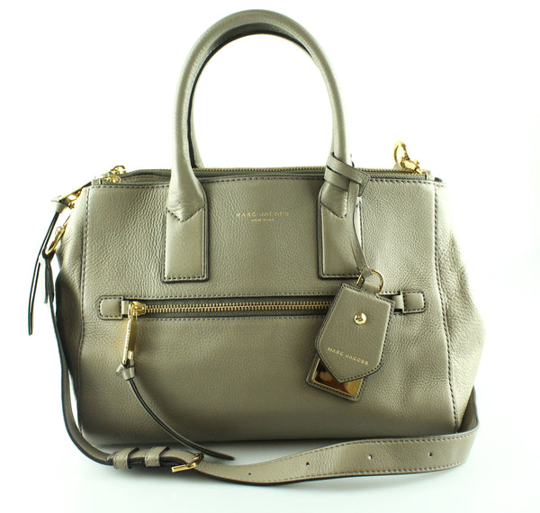 Marc Jacobs Recruit East West Tote Taupe
