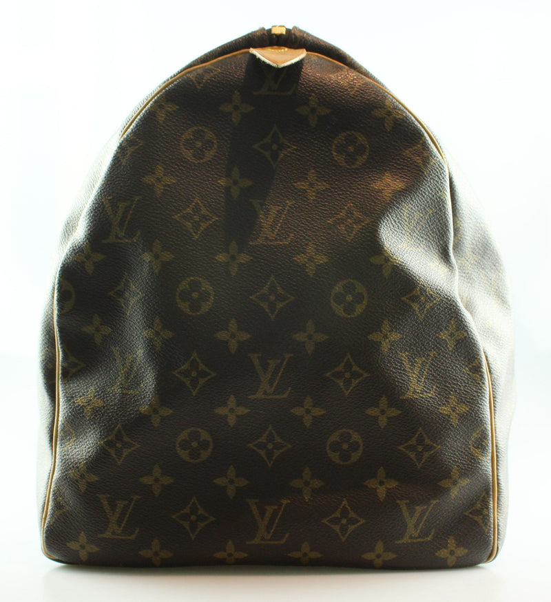 Louis Vuitton Classic Monogram Keepall 55 FL1022