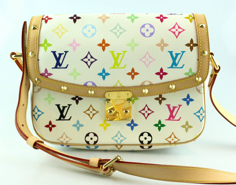 Louis Vuitton Multicolour Sologne Crossbody VI0074