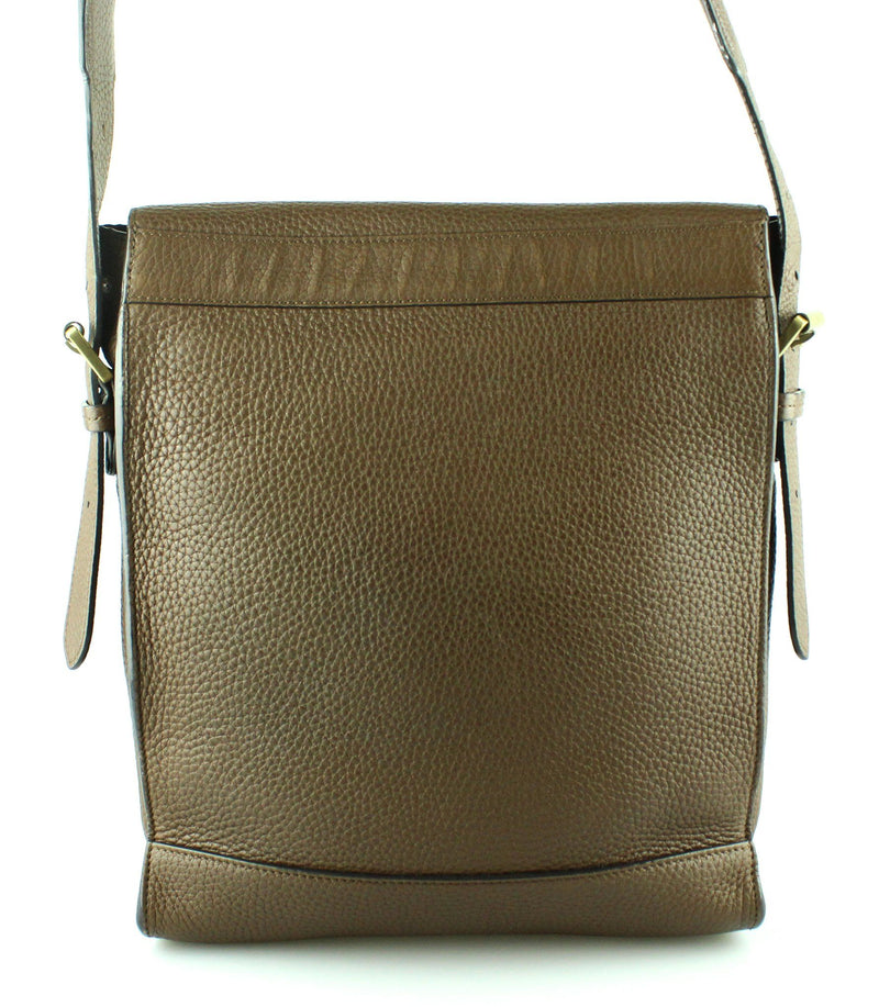 Mulberry Brynmore Messenger Bag Large Slim Brown Taupe