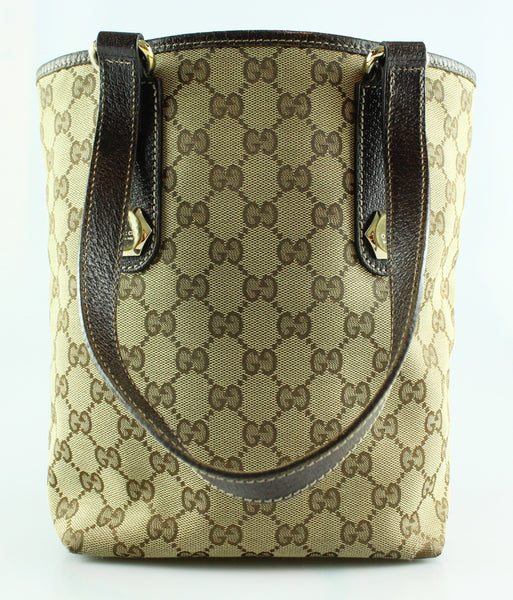 Gucci GG Canvas Mini Shopper