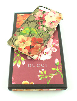 Gucci GG Blooms iPhone 8 Plus Case RRP €220