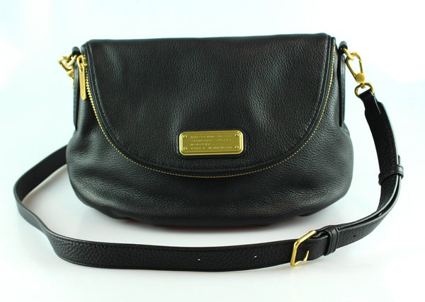 Marc By Marc Jacobs Black Natasha GH Long Strap