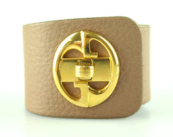 Gucci Leather Cuff