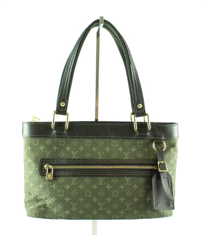 Louis Vuitton Mini Lin Lucille PM Khaki SR0083 4f07386b5a3f9