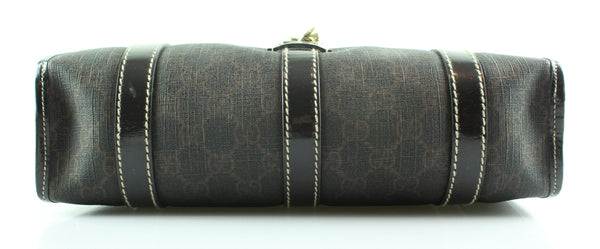 Gucci Jackie O Monogram Small Shoulder Bag
