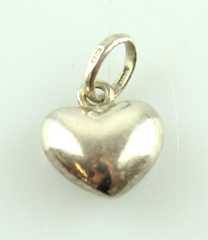 Links Of London Sterling Silver Ornate Heart Charm