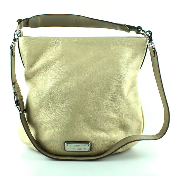 Marc By Marc Jacobs New Hilier Hobo Cream SH