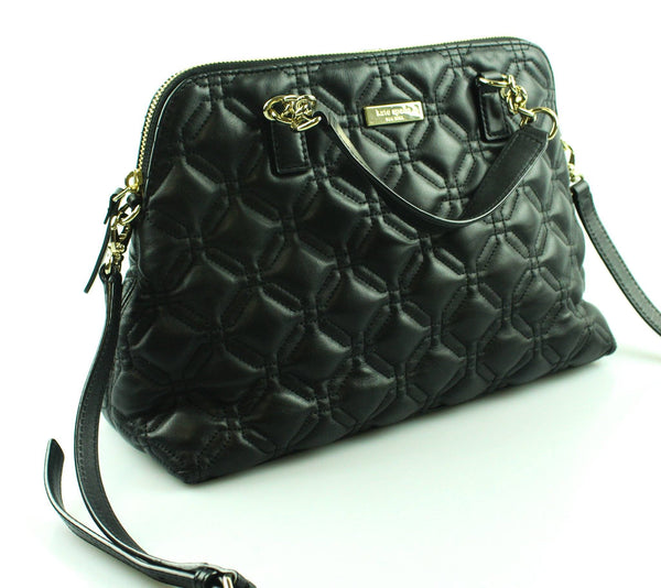 Kate Spade Rachelle Astor Court Small Quilted Leather Bag