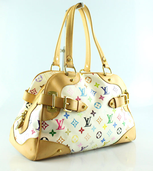 Louis Vuitton Multi Colour Claudia TH4028