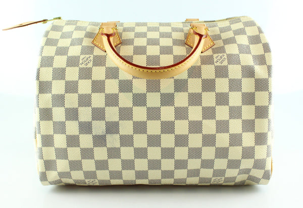 Louis Vuitton Damier Azur Speedy 30 DU0079 RRP €800