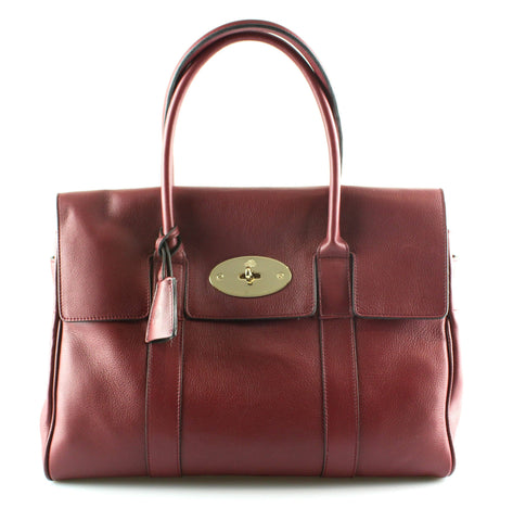 Mulberry Black Forest Soft Matte Bayswater GH