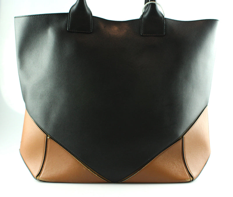 Givenchy Black/Tan Easy Tote