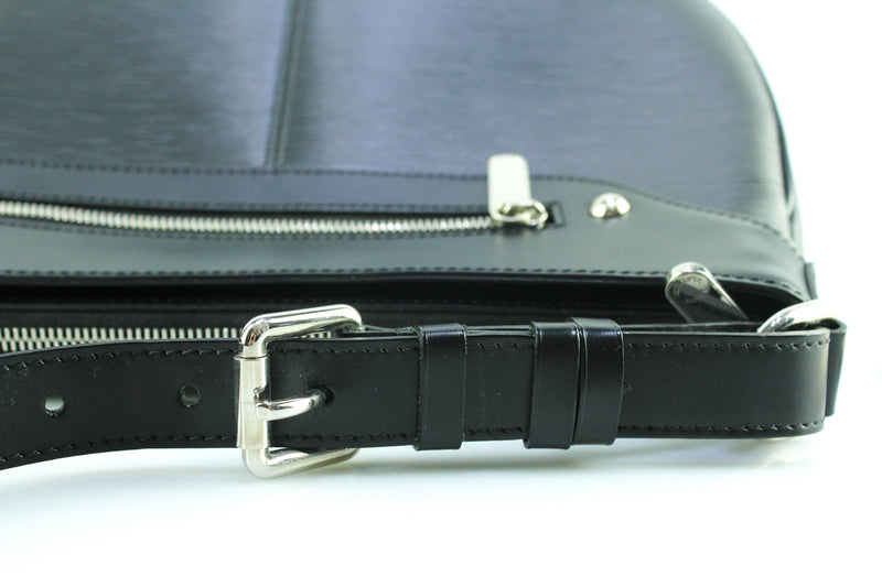 Louis Vuitton Black Epi Leather Turenne GM FL0096