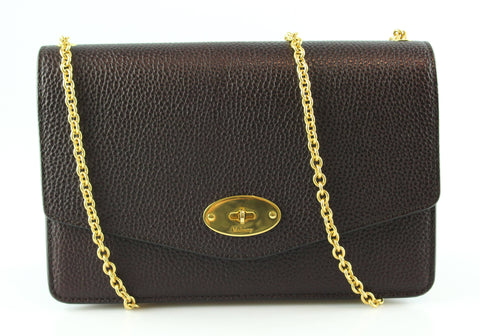 Mulberry Oxblood Darley Veg Tanned Medium (RRP €795)