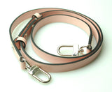 Louis Vuitton Pink Leather Strap 100 cm