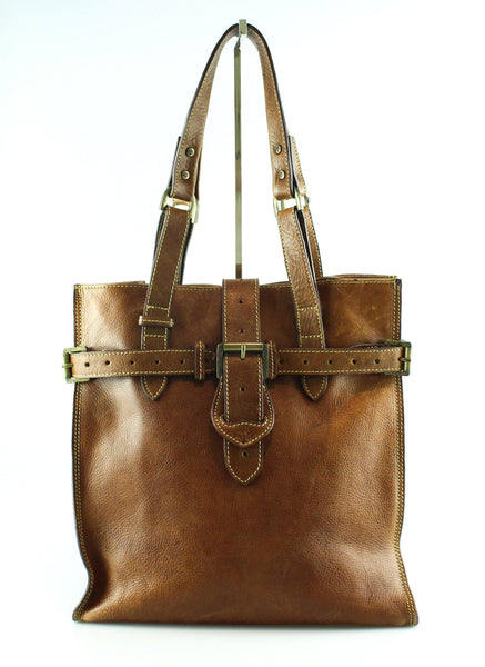 09c41ec6f223 Mulberry NVT Oak Elgin Tote Brass – Designer Exchange Ltd