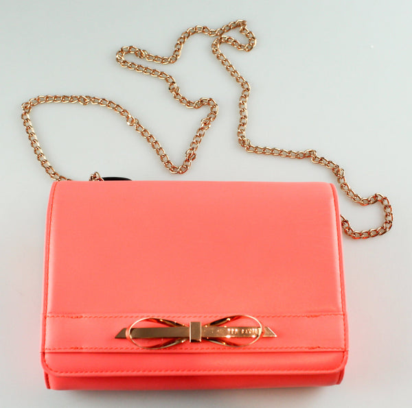 Ted Baker Phoebee Chain Bag Pink