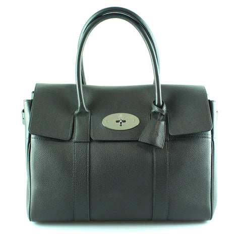 Mulberry Bayswater Classic Mole Grey SH