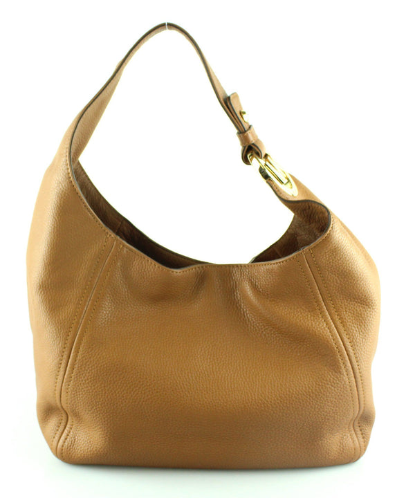 Michael Kors Tan Leather Fulton Hobo GH 4