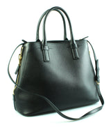 Tom Ford Black Grained Calf Jennifer Tote GH