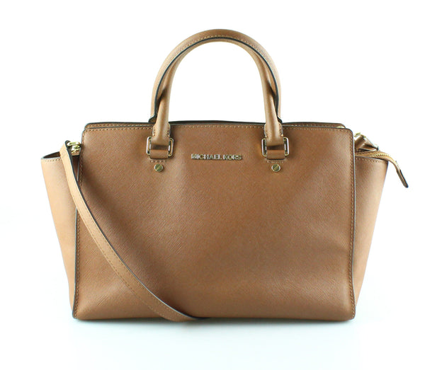 Michael Kors Tan Selma Medium GH