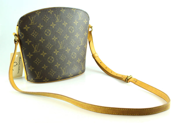 Louis Vuitton 2005 Vintage Monogram Drouot LM0045